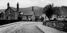 Tour Scotland Photographs: Old Photographs Langholm Scotland