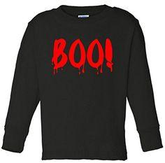 Boo! Toddler Long Sleeve T-Shirt