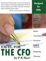 Excel for the CFO [electronic resource] / P.K. Hari.