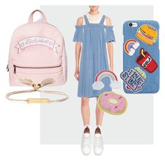 """Chill Hangout"" by hannasyh on Polyvore featuring Sugarbaby, 3.1 Phillip Lim, SJYP, Chloé and StreetStyle"