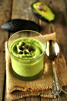 Quick and easy avocado lime mousse, with a creamy velvety texture that will leave you guests in awe.