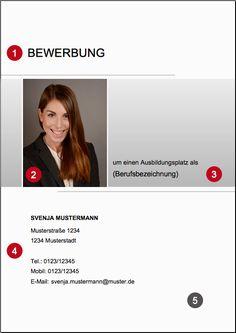 24 Besten Deckblatt Bewerbung Bilder Auf Pinterest Resume Resume