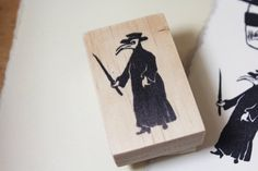 Custom Address Stamp, Custom Stamps, Doctor Halloween, Stamp Carving, Hiking Gifts, Plague Doctor, Cat Lover Gifts, Halloween Crafts, Laser Engraving