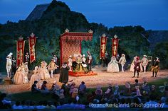 The Lost Colony outdoor drama - Roanoke Island Photography -- Melody Leckie