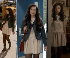 Teen wolf outfit (Allison Argent played by Crystal Reed)