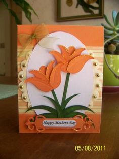 Happy Mother's Day, 2011 by camerabuff - Cards and Paper Crafts at Splitcoaststampers