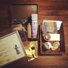 あると素敵なおもてなし♡結婚式会場のアメニティに置くべき便利なもの11選* | marry[マリー]