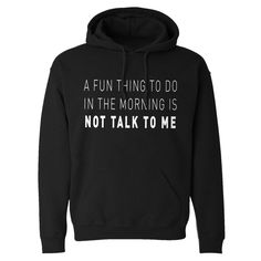 I have an entire closet full of forgotten shirts. And then there's one I wear over and over again Hoodie Not Talk t... http://www.indicaplateau.com/products/indica-plateau-not-talk-to-me-hoodie-sweatshirt?utm_campaign=social_autopilot&utm_source=pin&utm_medium=pin