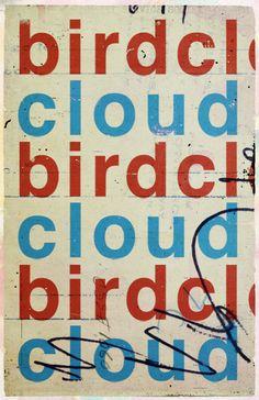 for Young Moderns Ad Design, Graphic Design, Typography Design, Nashville, Clouds, Ads, Modern, Advertising Design, Typographic Design
