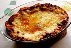 Bolognai lasagne Katicabogaram konyhájából