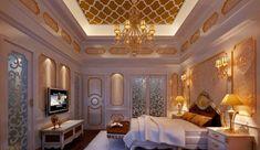 Luxurious Bedroom Interior Decoration Picture Interior Design Contemporary Luxury Bedroom Designs