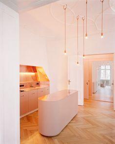 Apartment S by Thomas Kroeger Studio