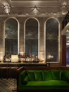 London Edition a hotel bar