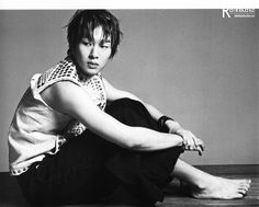 onew - L'Officiel Hommes Magazine March Issue '13