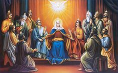 """It's Pentecost Sunday and it's a day to recognize the power of the Holy Spirit in our lives. One of my favorite quotes by Saint Catherine of Siena is: """"Be who God meant you to be and you will set the world on fire"""" along with Jesus words in Luke 12:49 I have come to set the earth on fire and how I wish it were already blazing! The Lord longs for us to be a church on fire for Him giving our gifts and time to bring more souls to heaven. Imagine if each person allowed the Holy Spirit into his…"""