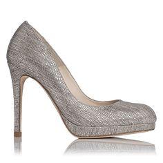 Sledge Metallic Chameleon Effect Platform Court | Shoes | New Arrivals | Collections | L.K.Bennett, London #Classy
