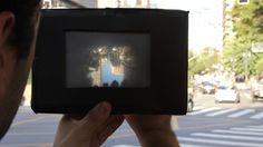 Uma câmera de papelão que não filma, não grava, mas tem até foco e diverte pra…