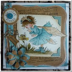 LOTV - Bumble Bee Fairy - http://www.liliofthevalley.co.uk/acatalog/Stamp_-_Bumble_Bee_Fairy.html