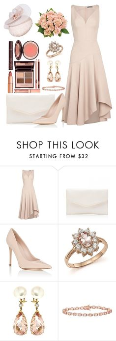 """Princess For A Day No. 4"" by ann-13 on Polyvore featuring moda, Alexander McQueen, Barneys New York, Bloomingdale's, Valentin Magro y Charlotte Tilbury"