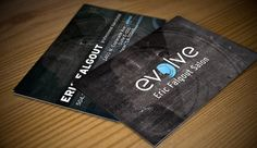Business Card IX by ~Krzyho on deviantART  http://www.techirsh.com