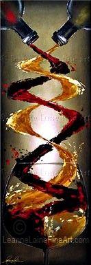 """Tilt-a-Swirl"" by © Leanne Laine Fine Art #leannelainefineart"