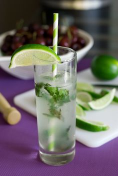 trying this tonight!   The Skinny Mojito! 88 Calories and guilt free :)