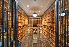 Wine Cellar contemporary wine cellar