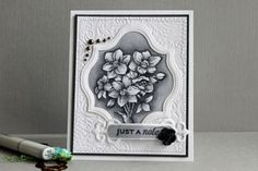 Double Embossing Tutorial - Splitcoaststampers