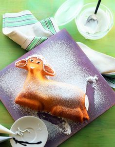 #Forma do pieczenia - #Baranek 0, 75L -  #decosalon #design #dizajn #kaiser #baking #wielkanoc #easter #kitchenaccessories #kitchen #accessories #form #kuchnia #akcesoria #wiosna #spring #lamb www.decosalon.pl