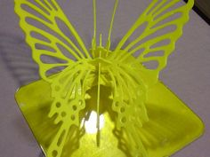 """Butterfly very Big 3D Puzzle customized this source: """"http://www.thingiverse.com/thing:160230"""" Increasing the max size for a plate of printing 200x200 Note: Fixed a problem for the printing file """"ali-grandi.stl"""" Max size: height=160mm  width=250mm length=250mm"""