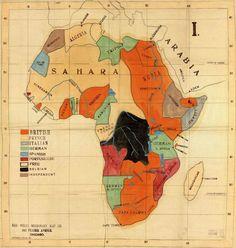 La divisione che ha creato i conflitti da gruppi etnici differenti - 1908
