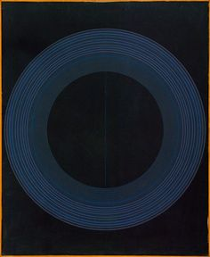 """Ralph Hotere, """"Black Painting"""", 1969"""