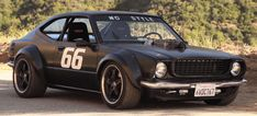 This Brutal V8 Vintage Toyota Is A Car Built With No Style