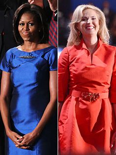Election-Inspired Poll: Do You Prefer Wearing Red or Blue?http://news.instyle.com/2012/08/29/ann-romney-michelle-obama-fashion-red-blue/#