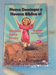 La Mini Novena al Divino Niño Jesús 11a Edicion