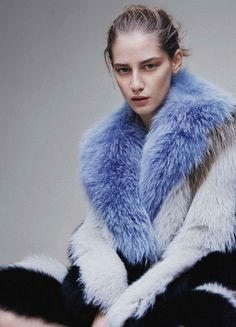 made in heaven: melina gesto in marni fw14 by thomas lohr for vogue germany, september 2014