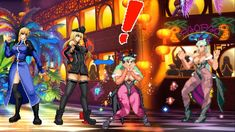 Pull the This battle consists of a KOF Boss Character, Goenitz female version, the appearance of the nun Goeniko. King Of Fighters, Street Fighter Characters, Character Names, Fighting Games