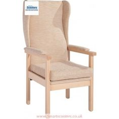 The Breydon fireside chair provides a low cost multi-function high seat chair for those who need the comfort of a robust high seat with carefully shaped arm cushions and long handgrips to assist in standing. Outdoor Chairs, Outdoor Furniture, Outdoor Decor, Armchair, Recliner Chairs, High Back Chairs, Chairs Online, Seat Cushions, Disability