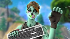 Ghoul Trooper Keyboard And Mouse Thumbnail Mouse Wallpaper, Android Phone Wallpaper, Giratina Pokemon, Video Game Logos, Raiders Wallpaper, Ghoul Trooper, Fortnite Thumbnail, Gamer Pics, Best Gaming Wallpapers