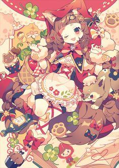 Cute Kawaii Drawings, Kawaii Art, Kawaii Anime Girl, Anime Art Girl, Character Design Girl, Character Design Inspiration, Cute Anime Character, Character Art, Anime Chibi