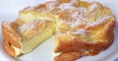Cheesecake minceur au citron - Recette Plat - Recette Cuisine Facile Biscuits Graham, French Food, Spanakopita, Cookies Et Biscuits, Pancakes, French Toast, Cheese, Mashed Potatoes, Breakfast