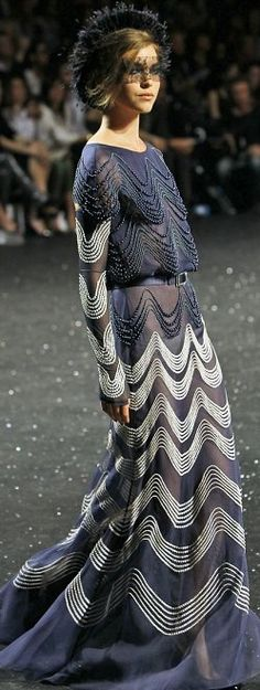 Chanel Haute Couture Fall/Winter 2011-2012