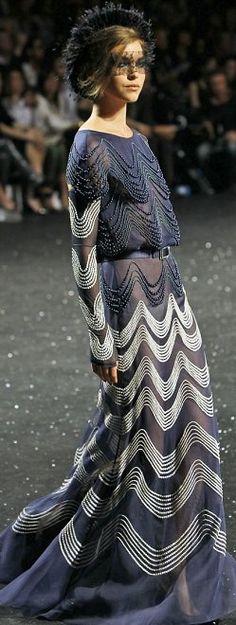 Chanel Haute Couture Fall/Winter 2011-2012