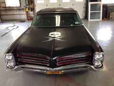 """1966 pontiac rat rod: inspired by QT's """"Deathproof"""""""