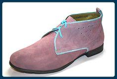 Think Denk 84010 Damen Stiefeletten (41, Violett (puder/kombi 39)) - Stiefel für frauen (*Partner-Link)