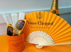 Fan and Sunglasses