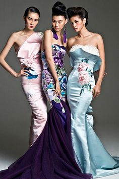 Elegant Cheongsam 2013