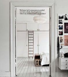 Lovenordic Design Blog: AT HOME WITH SUSANNE RUTZOU