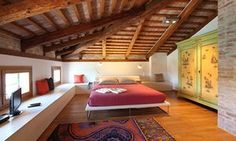Venissa hotel on the island of Mazzorbo, Venice