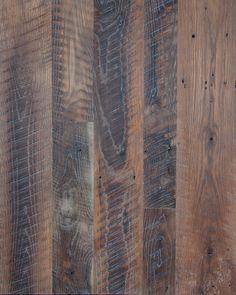 Floor option from Surfaces: Reclaimed Oak Hit & Miss, Fumed-White Oil